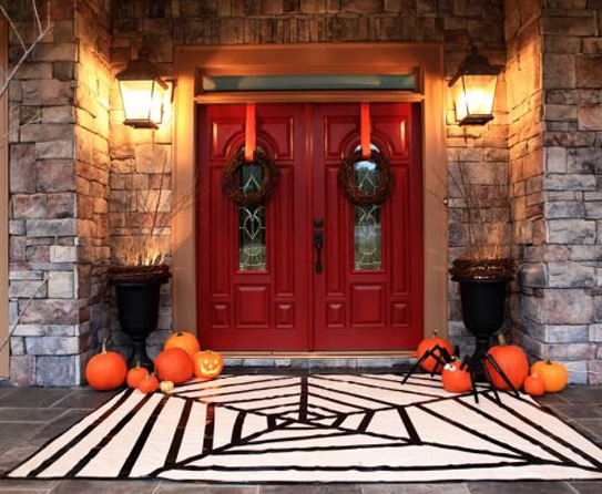 Halloween Inspired Outdoors 4