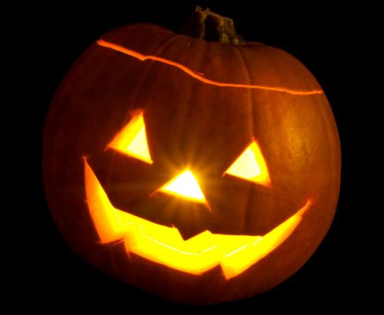 Date of halloween