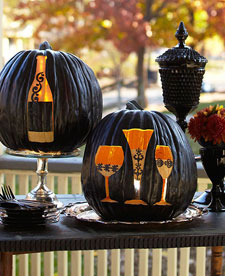 halloween table decoration1