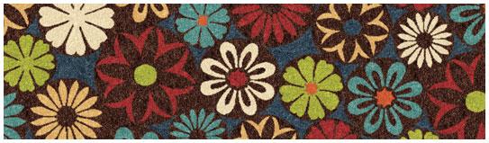 Floral runner rug4